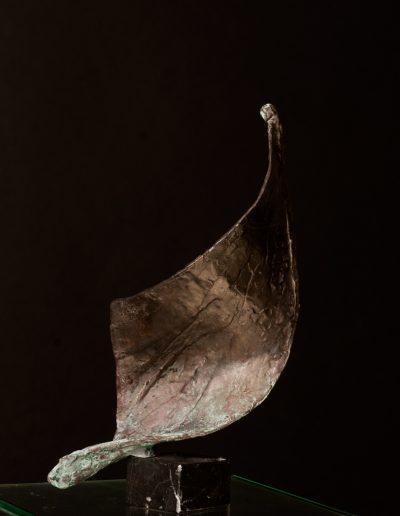Sirene, 28 cm, brons, oplage 7