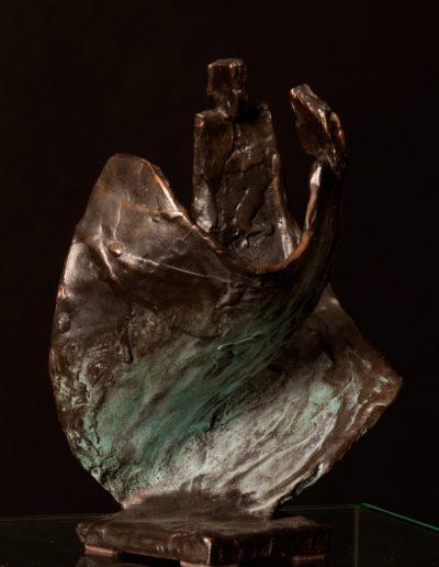 Tango passionata, 18 cm, brons, oplage 12