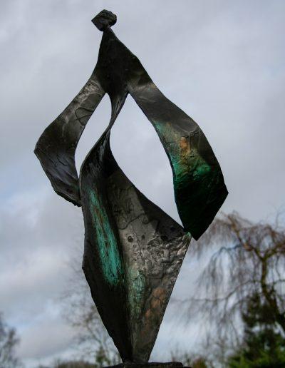 Confidence, 89 cm, brons, unicum