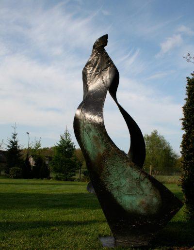 Remember Delos, 131 cm, brons, unicum
