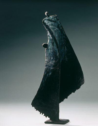Zuiderzee, 74 cm, brons, unicum